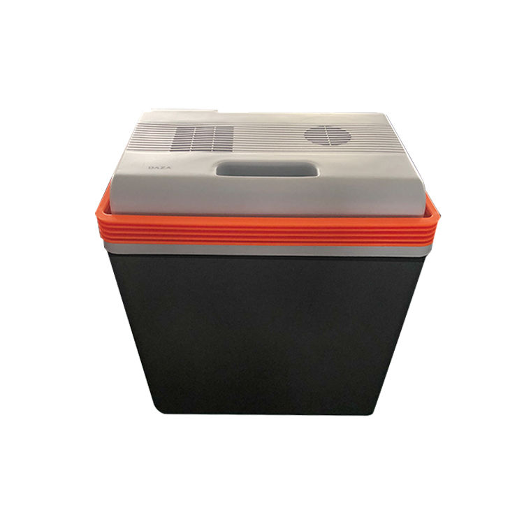 Peltier thermoelectric portable mini fridge drink can beer electric cooler warmer