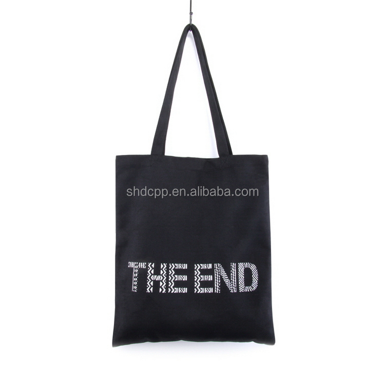 Quality OEM canvas duck tote bag