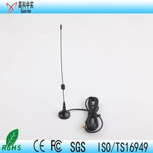 RG174 Cable active dvb-t antenna with amplifier