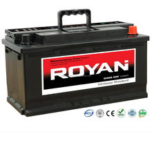Best Selling DIN 12V 88Ah MF Sealed Maintenance Free 1 Year Warranty 100% Tested Car Truck Battery