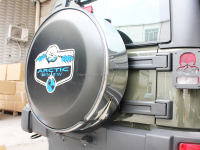 spare Tyre Cover for jeep wrangler JK