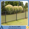Short Black Picket Fence For Home/Used White Safety Fence For Sale/Decorative Good-quality Aluminium Fence
