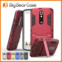 Factory shockproof mobile phone cover case for moto x play