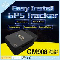 Yiwen OBD 2 Vehicle GPS Tracker GM908