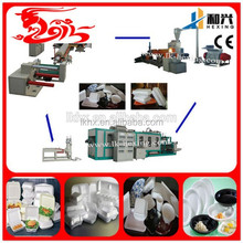 Foam Machine PS Foam Lunch Box Production Line