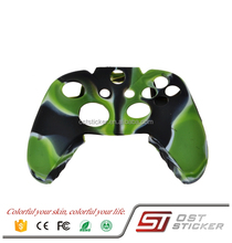 GREEN CAMOUFLAGE COVER FOR XBOX ONE CONTROLLER SHELL