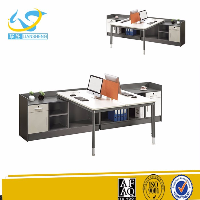 hot sale modern executive table/manager desk/office furniture with storage
