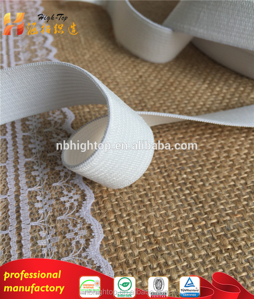 high quality knitted elastic bands for wigs
