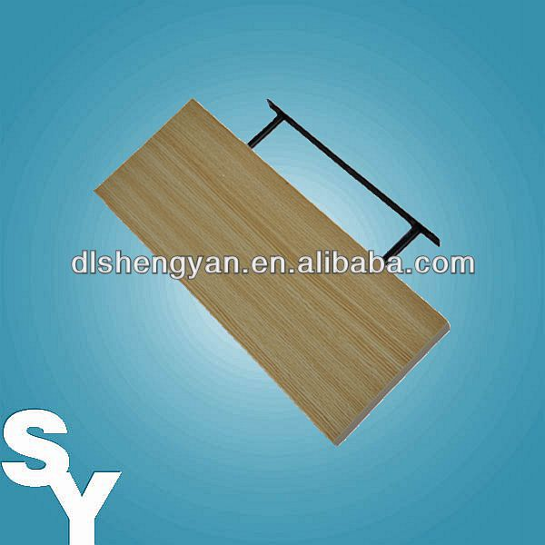 2014 Natural Wooden Floating Shelf for Wall Decor