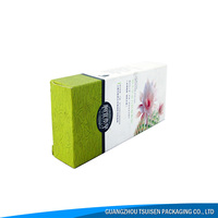 New world online shopping food grade paper packaging box