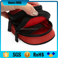 guangzhou red 1680D eva camera carry bag with long shoulder strap