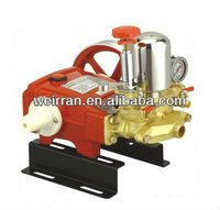 (2210) high pressure water plunger pump in agriculture, Power spray pump machinery
