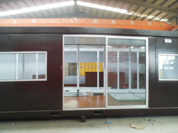 Prefabricated modular container house/office/warehouse 20ft 40ft or customized