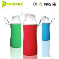 Private Label Safe Material Custom Shaker Water Bottles No Minimum