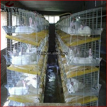 Galvanized child and mother rabbit cage/rabbit cage cover/house(factory)3 or 4 layer