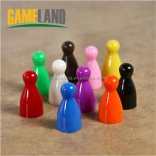Wholesale Plastic Board Game Pawn Pieces Halma Pawns Board Game Play Pieces