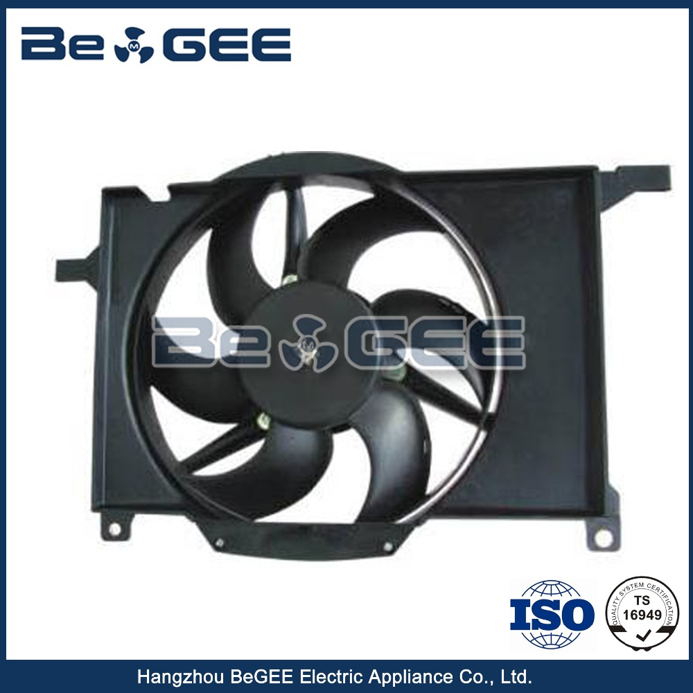 Car Condenser Cooling Fan For Chevrolet Sail OE: 92099808
