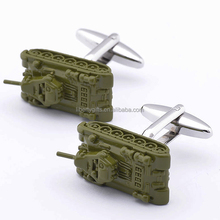 wholesale funky army military cufflinks