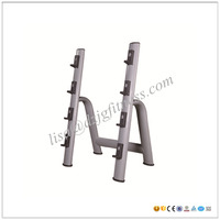 2016 best selling commercial gym fitness equipment/high quality free weight/JG-1803 Barbell Rack