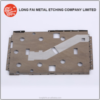 Factory supply customized metal phone etching keyboard
