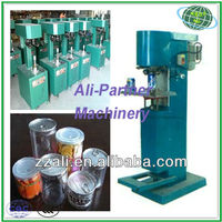 Semi-automatic pneumatic seamer /tin can sealing machine