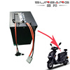 30Ah 60 volt lithium battery for electric motorcycle