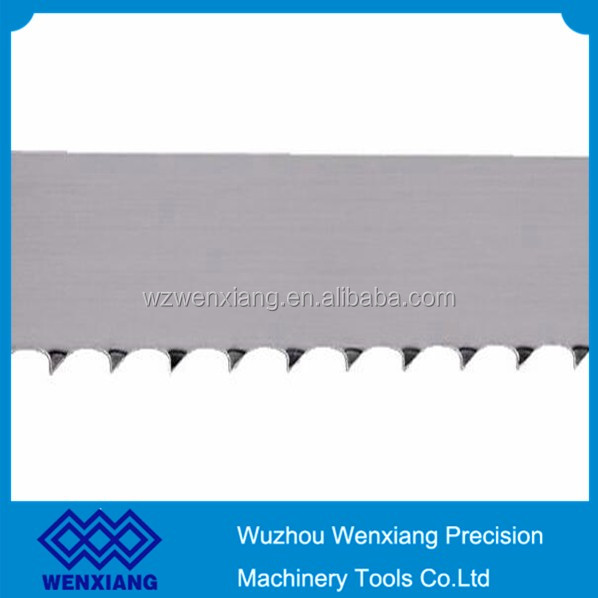 Hot selling band saw blade used in bone cutting saw blade