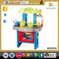 Funny cook game toys kids kitchen play set