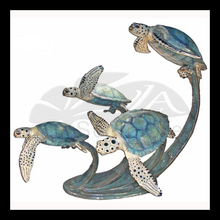 high quality turtle collectable sculpture