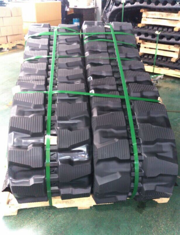 NIKO HY38.16 230*72*45 rubber track for excavator, excavator rubber track