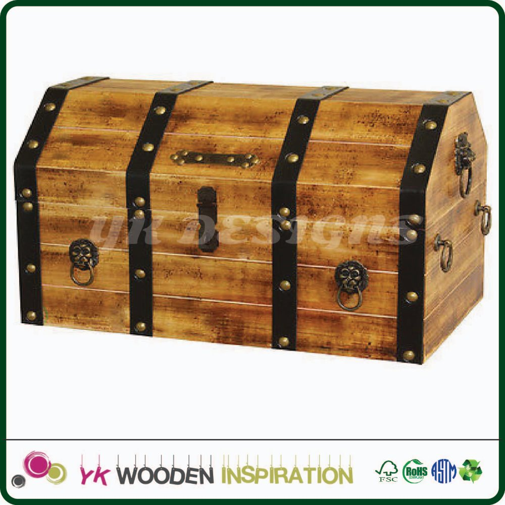 2 Foot wood box for Promotional Gifts