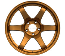 18x10.5 inch 5x114.3 inch racing car alloy wheels for sale