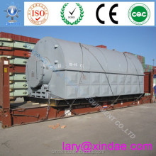 Municipal solid waste management equipment plastic bags recycling plant