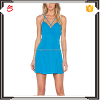Custom Best Latest Dress Design Ladies Fashion Beach Night Party Cocktails Dresses