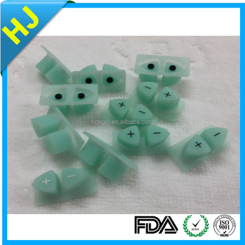 Wholesale Cheap Silicone key button made in China