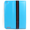 Smart leather cover case for ipad 2/3/4 with stand OEM