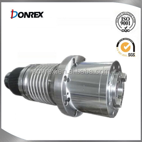Precision CNC large machining part with complex shape