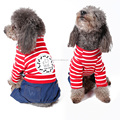 BONEPUPPY Pet Clothes for Dog Cat Hoodies Coat Winter Sweatshirt