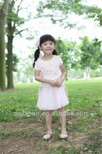 Little girls beautiful evening dresses without sleeves
