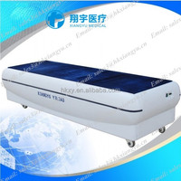 Automatic full body acupressure massage bed