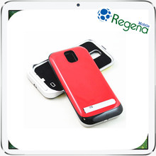 Wholesale price new product colorful charing battery case for Samsung S4 I9500 3200mah external charger case