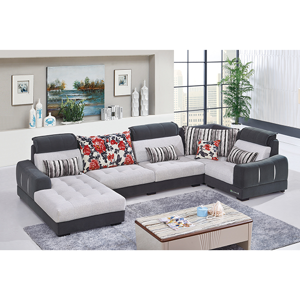 Wholesale 2016 New Design Pine Wood Frame 3 Seats Lounge Corner Sofa Set  Blanket Fabric U Shape Big Lots Living Room Furniture   Buy Big Lots Living  Room ... Part 91