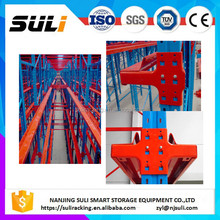 Hot sales blue and orange pallet racking for cold storage system