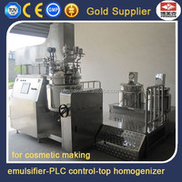 Vacuum Mixing Emulsifying Equipment Used For