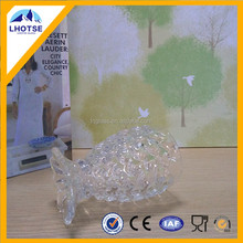 40ml New Design Drinking Glass Water Cup Fish Glass Fish Design From Anhui Faqiang Glass Factory