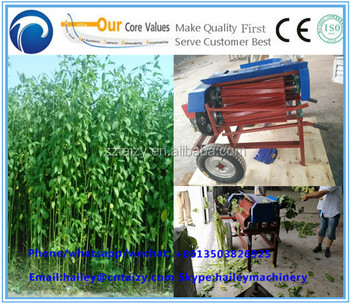 Hemp/Banana Decorticator/Fiber Extraction Machine