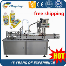 Trade assurance fully auto 10% off filling machine,plastic bottle filling machine(alibaba China)