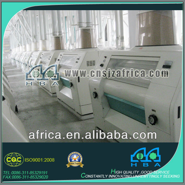 best quality flour mill machineries