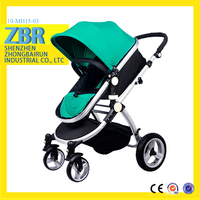 Innovation Multi-position handle Buggy board balance baby walker Baby doll pram