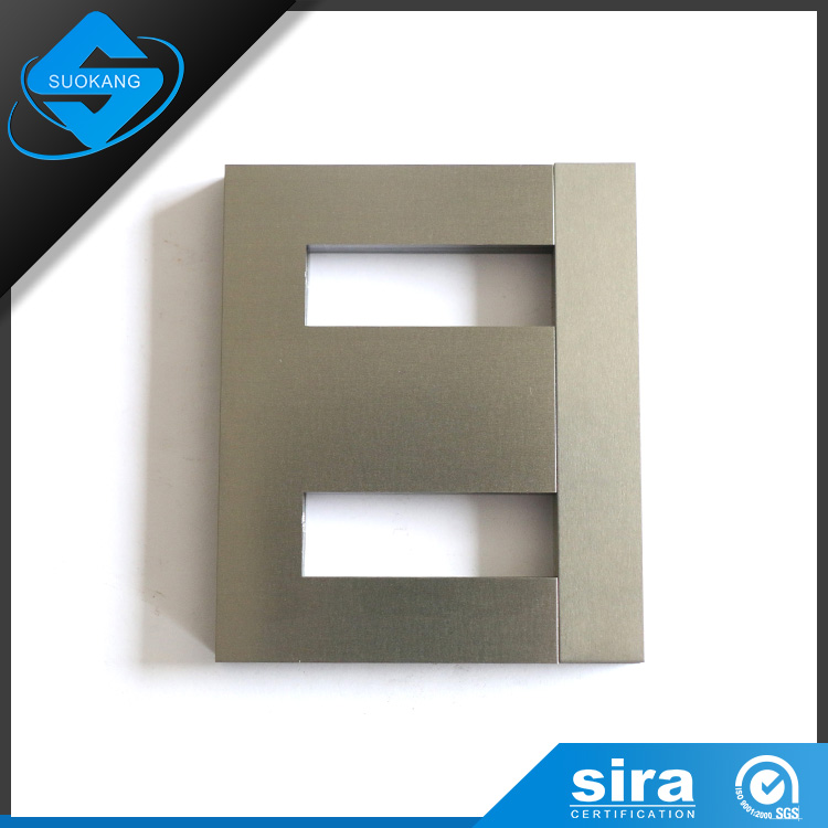 Silicon Steel Lamination EI 105 Transformer Iron Core